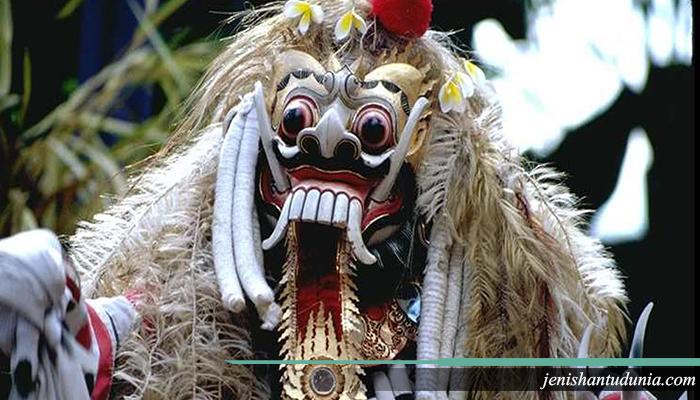 Hantu Leak Mitologi Bali