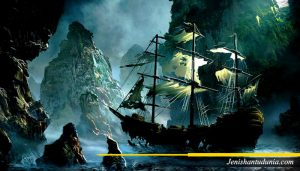 Legenda Hantu Flying Dutchman