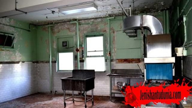 Kamar Kosong di Rumah Sakit