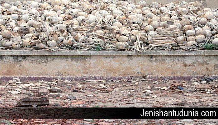 Hantu Khmer Merah Kamboja