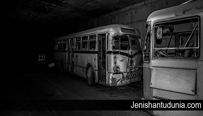 Kisah Horor Naik Bus Hantu Dan Kendaraan Umum Lainnya