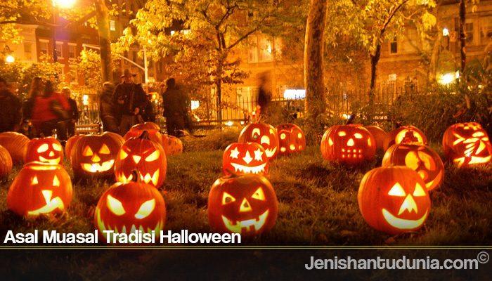 Asal Muasal Tradisi Halloween
