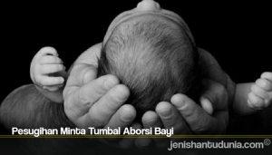 Pesugihan Minta Tumbal Aborsi Bayi