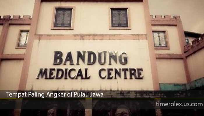 Tempat Paling Angker di Pulau Jawa