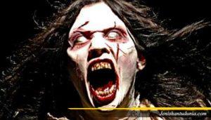 Legenda Hantu Bloody Marry