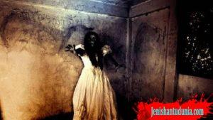 Mengapa Hantu Berpakaian Manusia