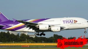Pesawat Di Thailan Memberikan Kursi Pada Boneka