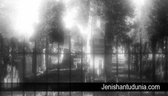 kasus kematian yang disebabkan oleh hantu