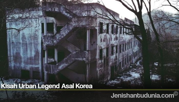 Kisah Urban Legend Asal Korea